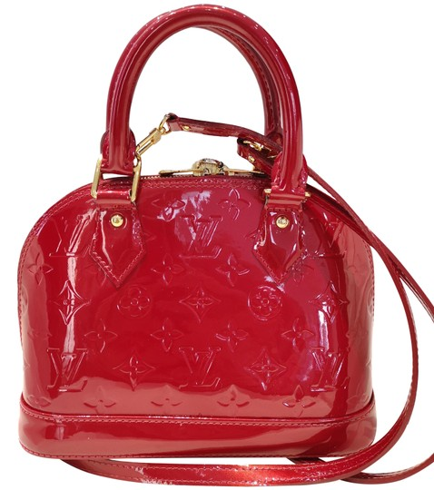 Preload https://img-static.tradesy.com/item/24462709/louis-vuitton-alma-vernis-bb-cerise-cherry-red-patent-leather-cross-body-bag-0-2-540-540.jpg