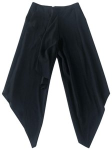 Haute Hippie Wide Leg Pants Black