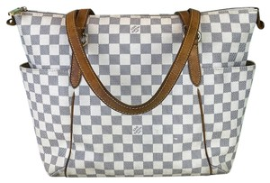 Louis Vuitton Totally Tote in Damier Azur