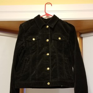 Lauren Jeans Company Black Jacket
