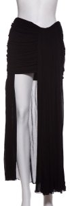 Jay Ahr Maxi Skirt Black