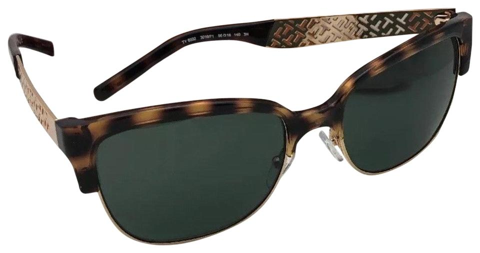 73ade215aeb Tory Burch New TORY BURCH Sunglasses TY 6032 3016 71 56-18 Tortoise- ...