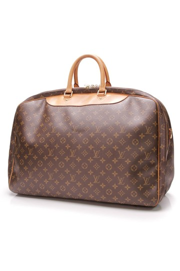 Preload https://img-static.tradesy.com/item/24463637/louis-vuitton-alize-vintage-2-compartment-monogram-brown-canvas-weekendtravel-bag-0-0-540-540.jpg