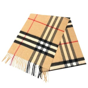 Burberry Classic Giant Icon Check Cashmere Scarf