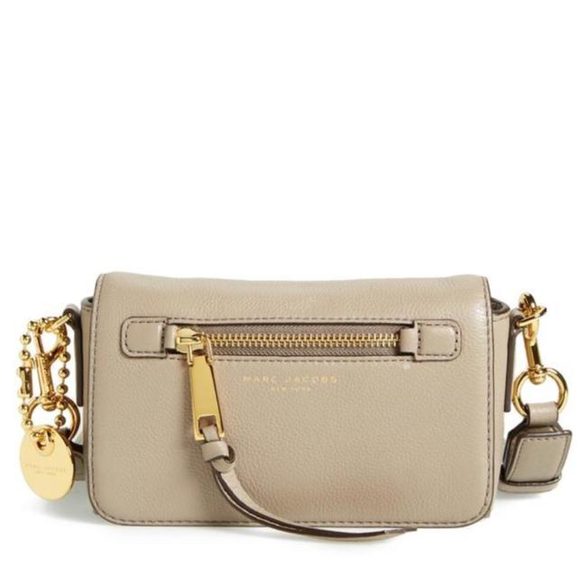 Marc by Marc Jacobs Recruit Mink Leather Cross Body Bag Marc by Marc Jacobs Recruit Mink Leather Cross Body Bag Image 1