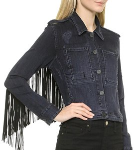 McGuire Dark Blue Womens Jean Jacket