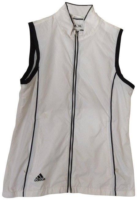 Item - Black/White Clima Proof Golf Activewear Outerwear Size 8 (M)