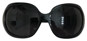 Fendi Fendi Oversized black framed sunglasses