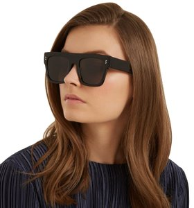 Stella McCartney NEW Stella McCartney SC0119S Square Oversized Flat Top Sunglasses
