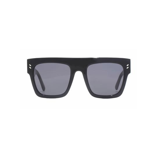 Stella McCartney NEW Stella McCartney SC0119S Square Oversized Flat Top Sunglasses Image 2
