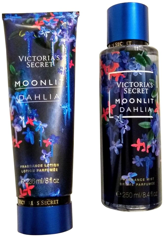 fa41f3c1aa5 Victoria s Secret Moonlit Dahlia Fragrance Mist   Lotion Set Image 0 ...