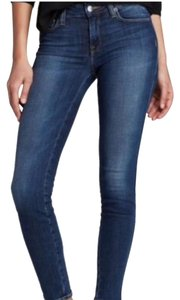 Genetic Denim Skinny Jeans-Dark Rinse