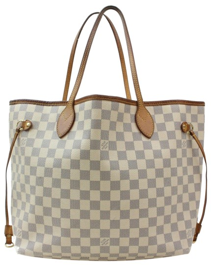Preload https://img-static.tradesy.com/item/24465627/louis-vuitton-neverfull-damier-azur-mm-everyday-shopper-868990-white-coated-canvas-tote-0-1-540-540.jpg