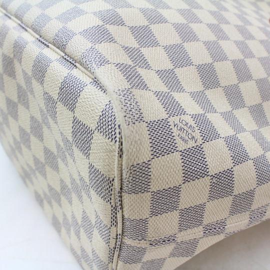 Louis Vuitton Never Full Neverfill Neverfold Neverfull Neverfull Gm Tote in White Image 11