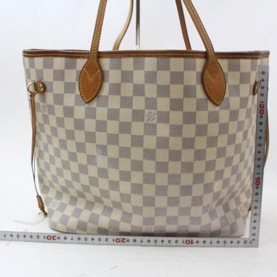 Louis Vuitton Never Full Neverfill Neverfold Neverfull Neverfull Gm Tote in White Image 5