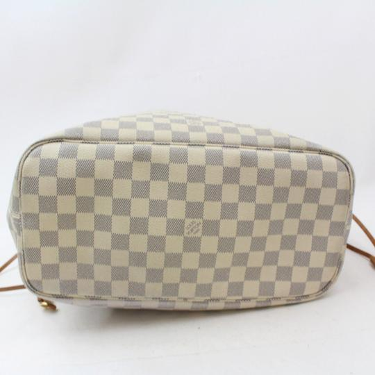 Louis Vuitton Never Full Neverfill Neverfold Neverfull Neverfull Gm Tote in White Image 6