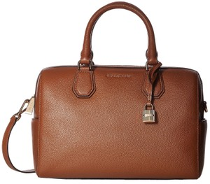 Michael Kors Leather 190049444498 Satchel in Luggage