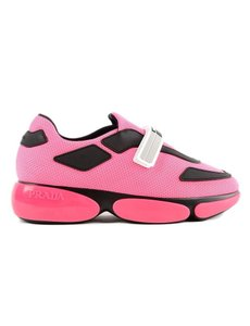 Prada O0h Rosa Fluo+nero Athletic