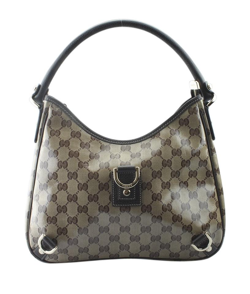 cbe6155ac53d7 Gucci Patent Leather New With Defects Italy   Xgold-tone Hobo Bag Image 0  ...