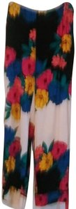Plenty by Tracy Reese Flare Pants Horizon Floral