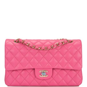 42610c4b3325 Pink Chanel Bags - Up to 90% off at Tradesy