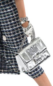 Chanel Python Limited Edition Shoulder Bag
