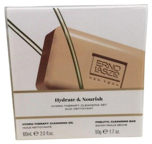 Erno Laszlo Erno Laszlo Cleansing Oil Bar Soap Set Duo Hydrate Nourish