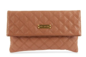 Marc Jacobs Brown Clutch