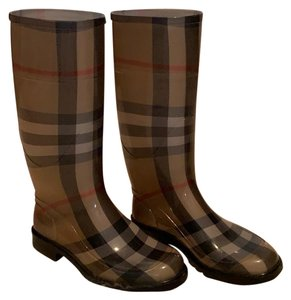 Burberry house check print Boots