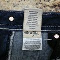 Miss Me Blue Dark Rinse Signature Boot Cut Jeans Size 29 (6, M) Miss Me Blue Dark Rinse Signature Boot Cut Jeans Size 29 (6, M) Image 9