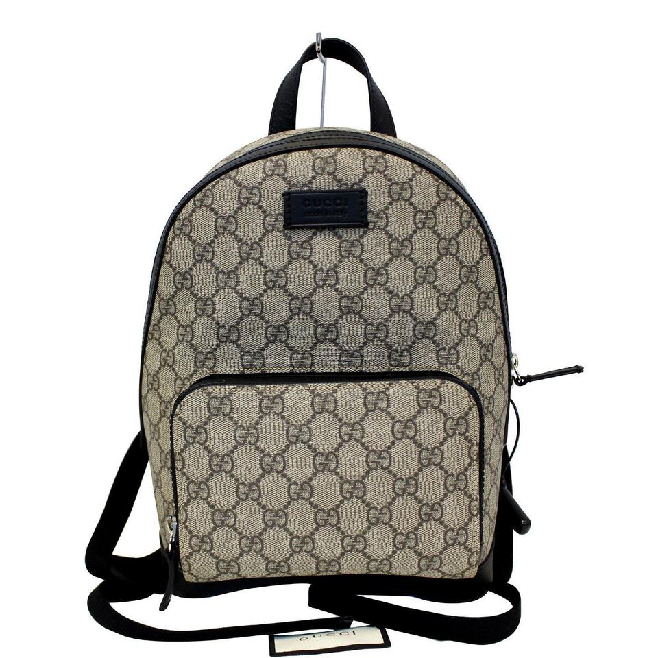 286264301d27 Gucci Monogram Supreme 429020 Backpack - Tradesy