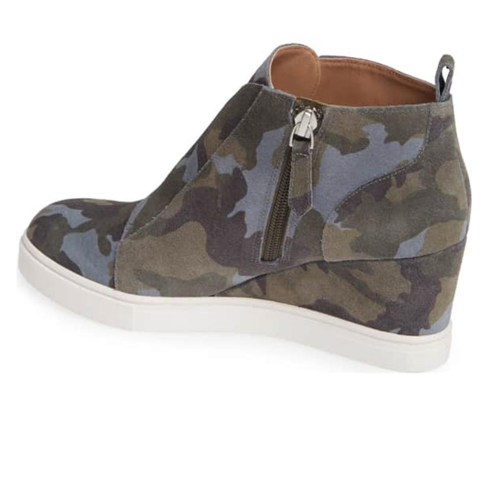 815aa415d5 Linea Paolo Felicia Wedge Boots/Booties Size US 7 Regular (M, B ...