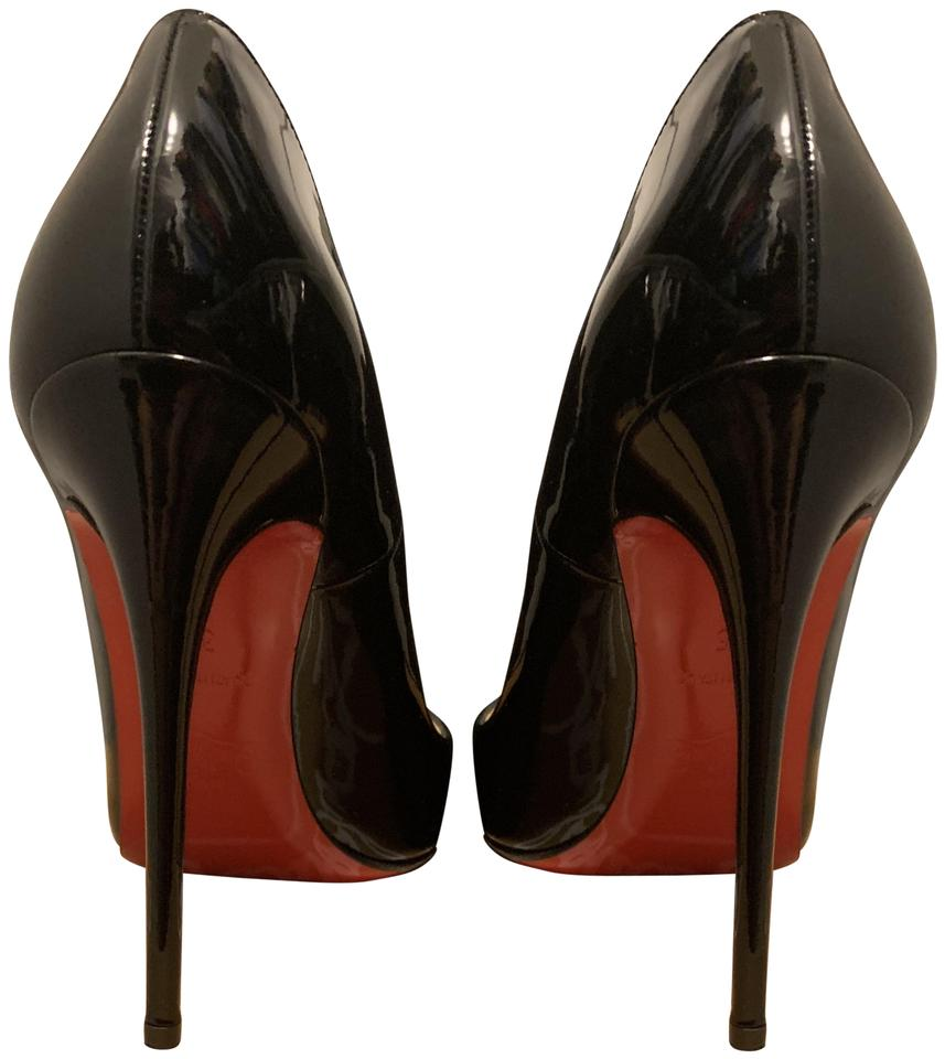 dbc48f2ec8e Christian Louboutin Black So Kate 120 Mm Patent Leather Pumps Size US 5  Regular (M, B) 36% off retail