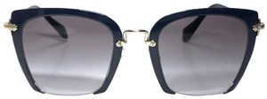 Miu Miu New SMU 52R UE63E2 Free 3 Day Shipping