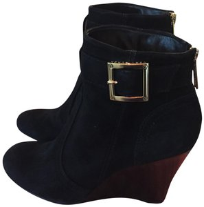21328351777270 ... New Linnett Leather Wedge Knee High Women s Boots Booties.  171.60   399.00. US 6.5. On Sale. Tory Burch Black Boots