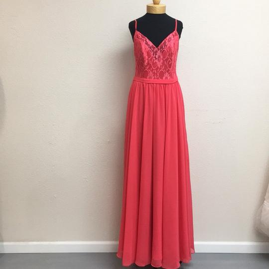 Allure Bridals Destination Bridesmaid/Mob Dress Size 8 (M) Image 0