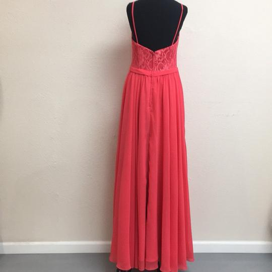 Allure Bridals Destination Bridesmaid/Mob Dress Size 8 (M) Image 4