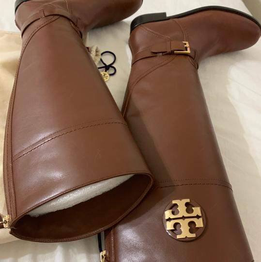 Tory Burch brown Boots Image 1
