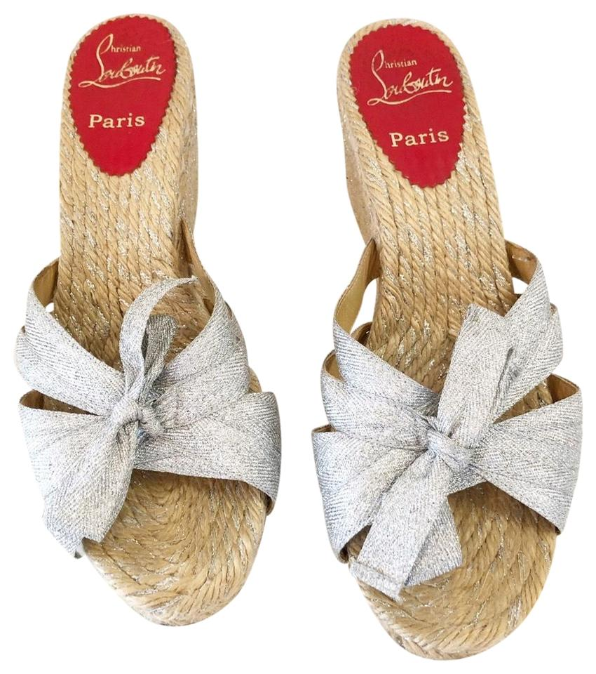 750fbe3af544 Preowned Women s Christian Louboutin Sandals - 66 products
