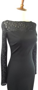 Banana Republic Roland Mouret Lace Holiday Dress