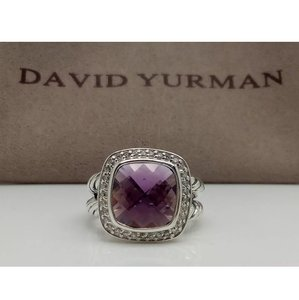 David Yurman David Yurman Albion Ring - Amethyst