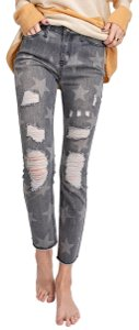 1ee126975a5b96 Easel Straight Leg Jeans