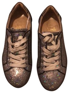 Christian Louboutin silver Athletic