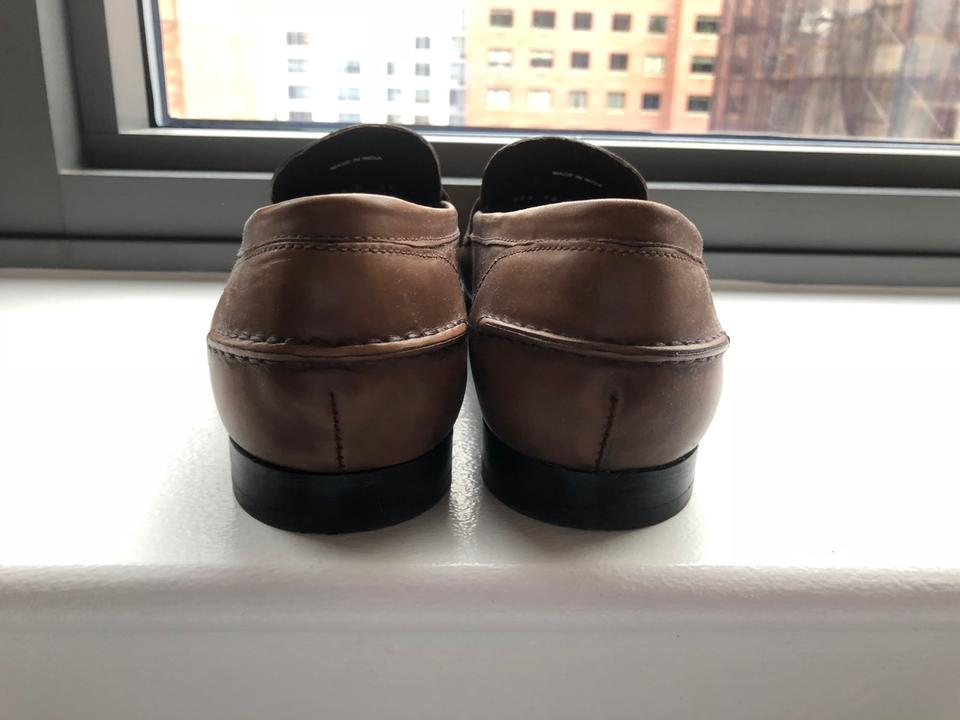 52d91686ff2 Cole Haan Penny Loafer Loafer Leather Brown Flats. 123456