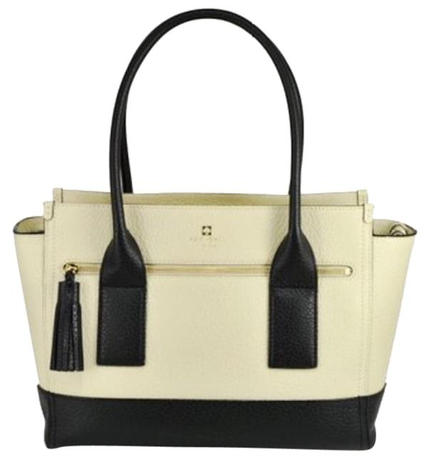 Kate Spade Southport Avenue Oden Tan Cowhide Leather Tote Kate Spade Southport Avenue Oden Tan Cowhide Leather Tote Image 1