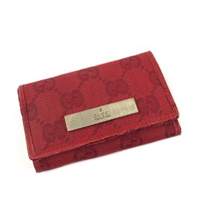 1a54df0e96f5 Gucci Key Case Card Holder Wallet - Tradesy
