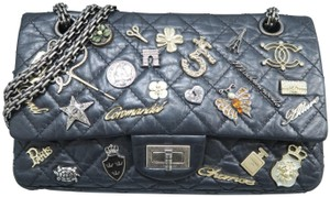 Chanel Luchky Charms 2.55 Reissue Calfskin Shoulder Bag