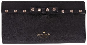 Kate Spade Kate Spade Laurel Way Stacy Jeweled MD Leather Wallet