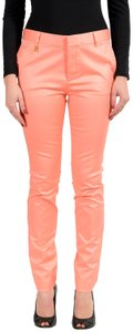 Dsquared2 Straight Pants Peach