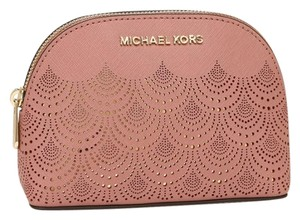 585c4907aaa0 Michael Kors Michael kors fulton travel pouch cosmetic case box Jet set  large